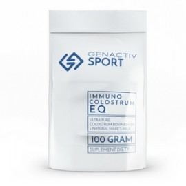 Genactiv Sport Immuno Colostrum EQ – 100 g